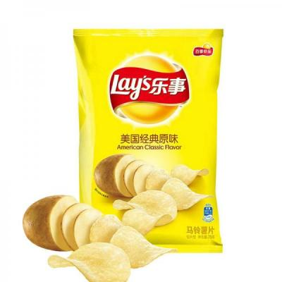 Lay's 乐事薯片-美国经典...